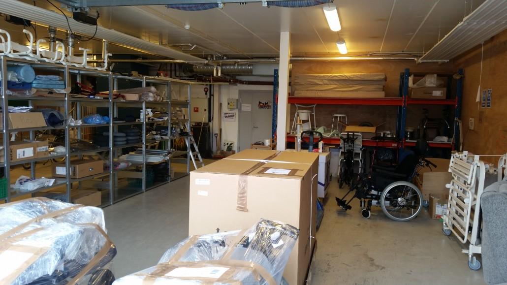 hjelpemiddelsentral, rullestol, dusjstol, toalettforhøyer