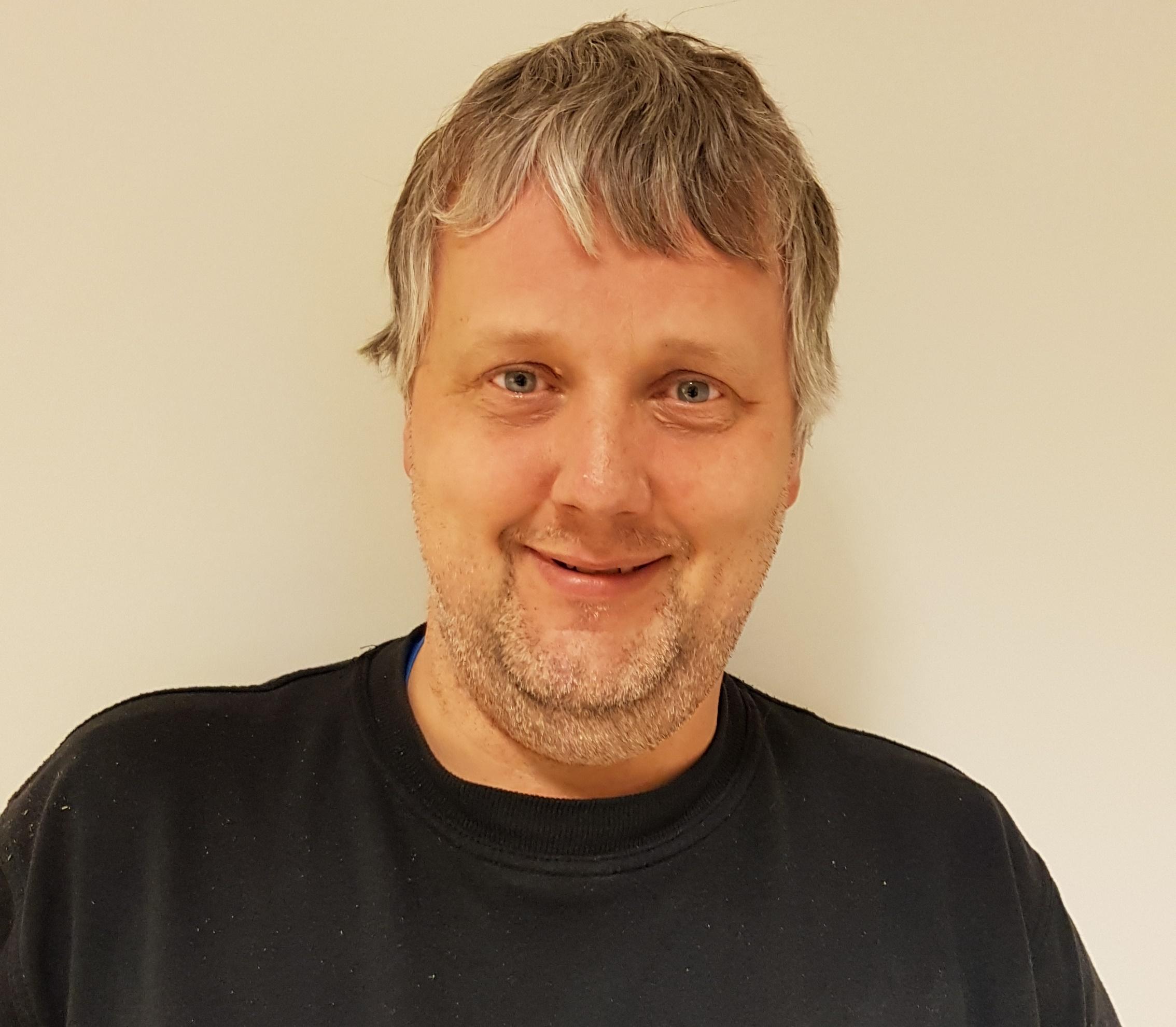 Geir-Wilhelm Nyheim : Tilrettelegger uteavdeling