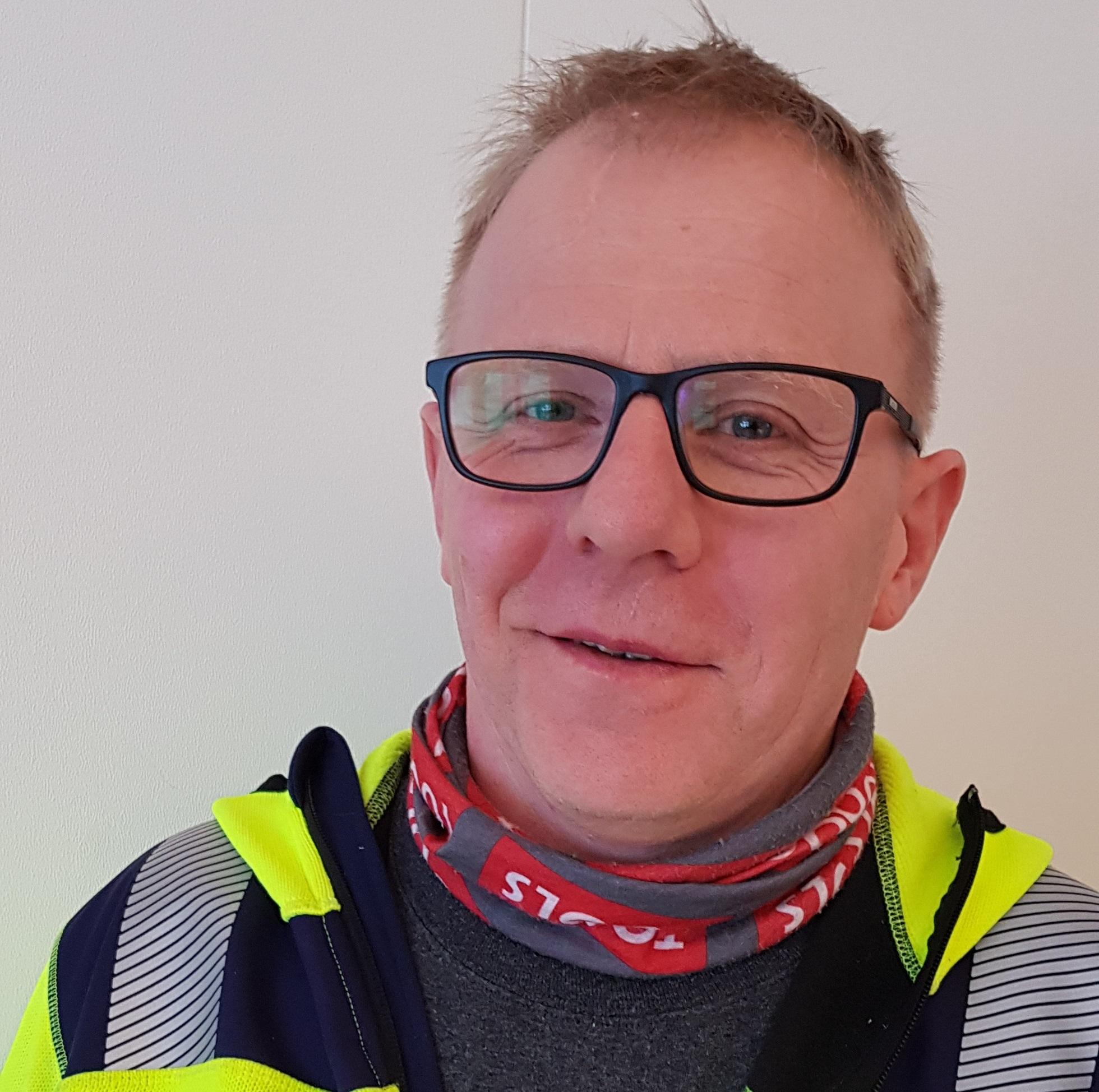 Rolf Hansen : Tilrettelegger uteavdeling